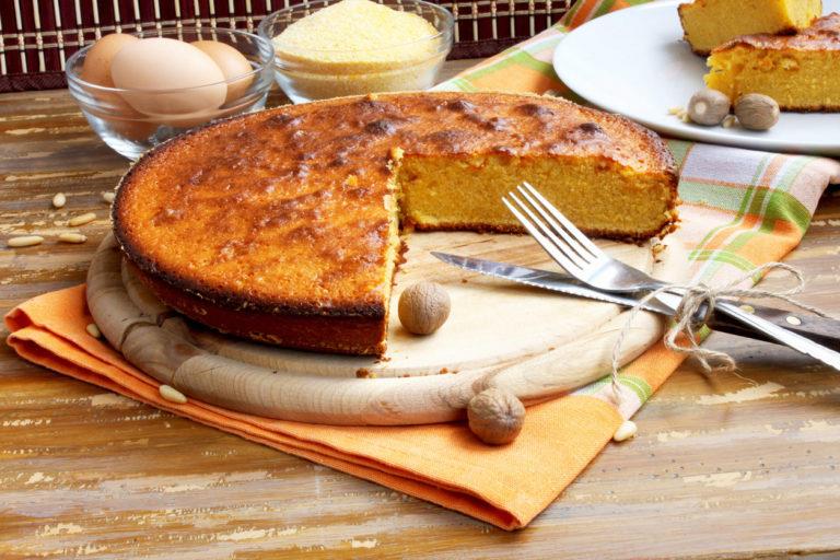 Receita de torta de milho verde