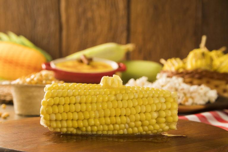 bons motivos para comer milho