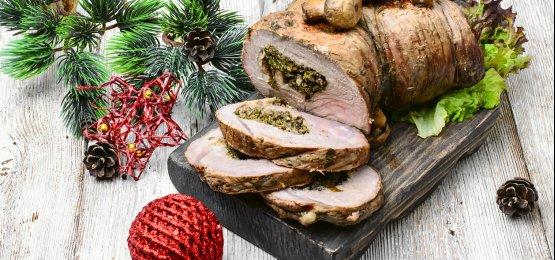 Carne suína ganha espaço nas festas de fim de ano