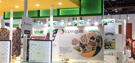 Coperaguas participa da Gulfood 2018
