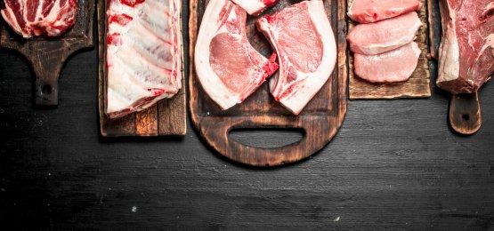 Mês de outubro bom para as exportações de carne suína