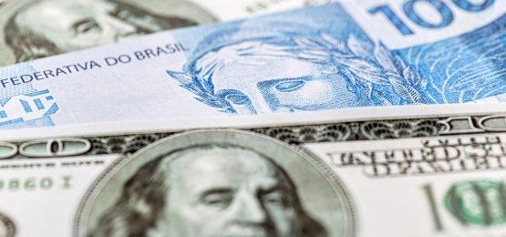 Dólar abre em queda após elevação da taxa Selic para 3,50% ao ano